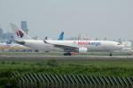 アイスコーヒーさんが、成田国際空港で撮影したマレーシア航空 A330-223Fの航空フォト(写真)