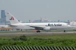 アイスコーヒーさんが、成田国際空港で撮影したジェット・アジア・エアウェイズ 767-2J6/ERの航空フォト(写真)