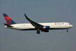 アイスコーヒーさんが、成田国際空港で撮影したデルタ航空 767-332/ERの航空フォト(飛行機 写真・画像)