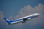 パンダさんが、羽田空港で撮影した全日空 767-381/ERの航空フォト(写真)