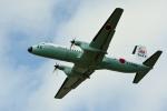 Dojalanaさんが、函館空港で撮影した海上自衛隊 YS-11A-404M-Aの航空フォト(飛行機 写真・画像)