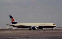 チャーリーマイクさんが、羽田空港で撮影したカナディアン航空 767-375/ERの航空フォト(写真)
