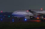 Severemanさんが、静岡空港で撮影したチャイナエアライン A330-302の航空フォト(写真)