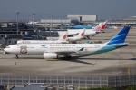 WING_ACEさんが、関西国際空港で撮影したガルーダ・インドネシア航空 A330-341の航空フォト(飛行機 写真・画像)