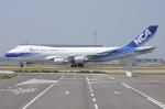 WING_ACEさんが、関西国際空港で撮影した日本貨物航空 747-4KZF/SCDの航空フォト(飛行機 写真・画像)