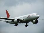 アイスコーヒーさんが、成田国際空港で撮影した日本航空 777-246/ERの航空フォト(写真)