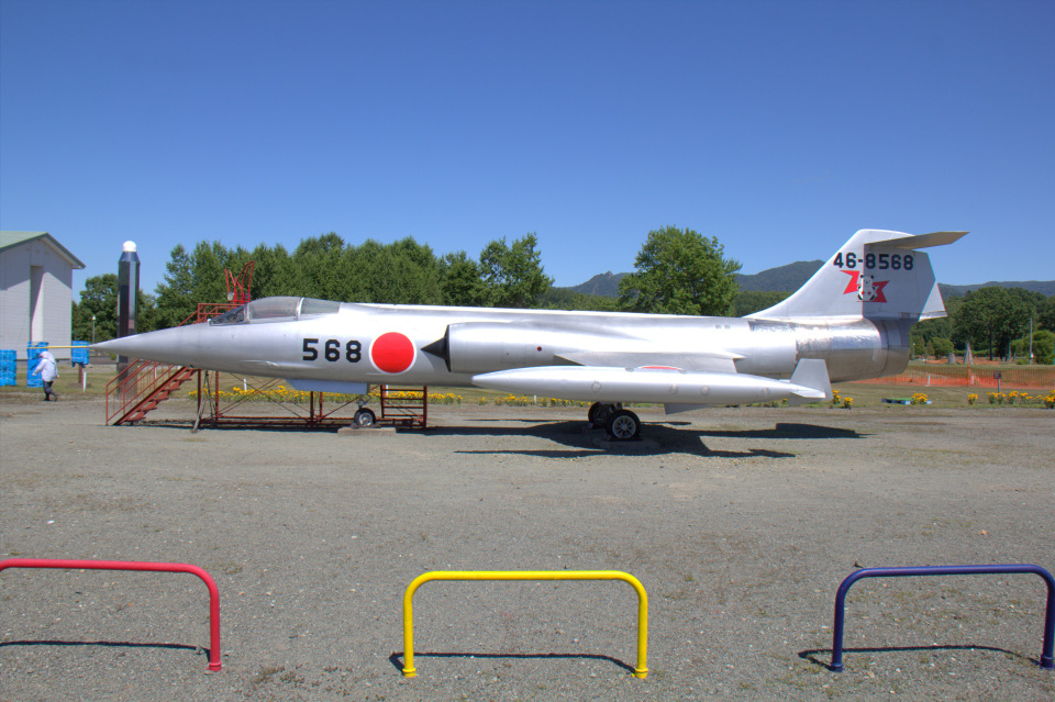 Mame @ TYOさんの航空自衛隊 Mitsubishi F-104 (46-8568) 航空フォト