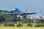 パンダさんが、松本空港で撮影したフジドリームエアラインズ ERJ-170-100 (ERJ-170STD)の航空フォト(飛行機 写真・画像)