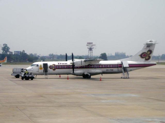 チェンマイ国際空港 - Chiang Mai International Airport [CNX/VTCC]で撮影されたチェンマイ国際空港 - Chiang Mai International Airport [CNX/VTCC]の航空機写真