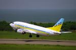このえさんが、新潟空港で撮影したAIR DO 737-54Kの航空フォト(写真)