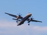 スーパードルフィンさんが、五島福江空港で撮影したANAウイングス DHC-8-402Q Dash 8の航空フォト(写真)
