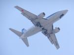 スーパードルフィンさんが、五島福江空港で撮影したANAウイングス 737-5L9の航空フォト(写真)