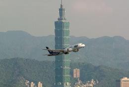 台北松山空港 - Taipei Songshan Airport [TSA/RCSS]で撮影された全日空 - All Nippon Airways [NH/ANA]の航空機写真