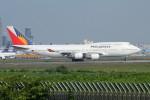 アイスコーヒーさんが、成田国際空港で撮影したフィリピン航空 747-4F6の航空フォト(写真)