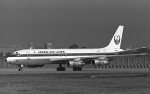 チャーリーマイクさんが、伊丹空港で撮影した日本航空 DC-8-53の航空フォト(写真)
