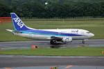 アイスコーヒーさんが、新千歳空港で撮影したANAウイングス 737-5L9の航空フォト(飛行機 写真・画像)