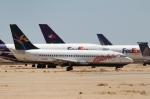 ZONOさんが、サザンカリフォルニアロジステクス空港で撮影したアロハ航空 737-236/Advの航空フォト(写真)