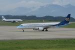 xxxxxzさんが、静岡空港で撮影したマンダリン航空 ERJ-190-100 IGW (ERJ-190AR)の航空フォト(飛行機 写真・画像)
