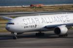 WING_ACEさんが、関西国際空港で撮影したユナイテッド航空 777-222/ERの航空フォト(飛行機 写真・画像)