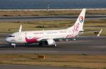 WING_ACEさんが、関西国際空港で撮影した中国東方航空 737-89Pの航空フォト(飛行機 写真・画像)