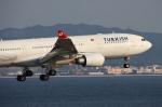WING_ACEさんが、関西国際空港で撮影したターキッシュ・エアラインズ A330-203の航空フォト(飛行機 写真・画像)
