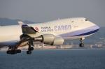 WING_ACEさんが、関西国際空港で撮影したチャイナエアライン 747-409F/SCDの航空フォト(飛行機 写真・画像)
