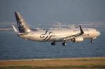 WING_ACEさんが、関西国際空港で撮影した大韓航空 737-8B5の航空フォト(写真)