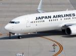 すしねこさんが、中部国際空港で撮影した日本航空 737-846の航空フォト(飛行機 写真・画像)