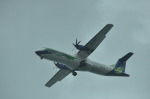 snow_shinさんが、コタキナバル国際空港で撮影したMASウイングス ATR-72-500 (ATR-72-212A)の航空フォト(飛行機 写真・画像)