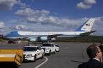 ウィルクス=バーレ/スクラントン国際空港 - Wilkes-Barre/Scranton International Airport [AVP/KAVP]で撮影されたアメリカ空軍 - United States Air Forceの航空機写真