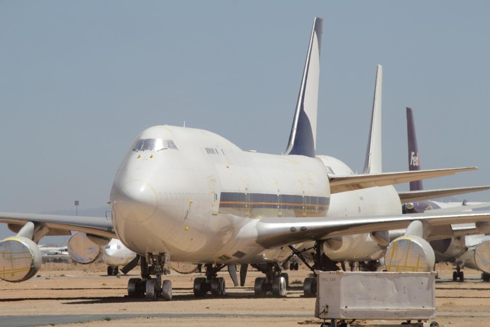 ZONOさんのシンガポール航空カーゴ Boeing 747-400 (9V-SCA) 航空フォト