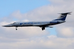 RUSSIANSKIさんが、chkalovskyで撮影したロシア空軍 Tu-134Aの航空フォト(飛行機 写真・画像)