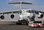 RUSSIANSKIさんが、シャルジャー国際空港で撮影したパダール・エアラインズ Il-76の航空フォト(写真)