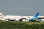 matsuさんが、成田国際空港で撮影したガルーダ・インドネシア航空 A330-341の航空フォト(写真)