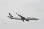 matsuさんが、シンガポール・チャンギ国際空港で撮影したシンガポール航空 777-312/ERの航空フォト(飛行機 写真・画像)