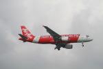 matsuさんが、シンガポール・チャンギ国際空港で撮影したエアアジア A320-216の航空フォト(写真)