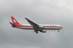 matsuさんが、シンガポール・チャンギ国際空港で撮影した上海航空 767-36D/ERの航空フォト(写真)
