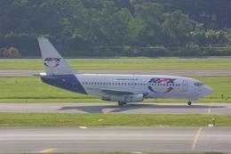 meijeanさんが、シンガポール・チャンギ国際空港で撮影したRPX・リパブリック・エクスプレス・航空 737-2K2C/Advの航空フォト(飛行機 写真・画像)