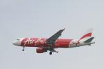 matsuさんが、シンガポール・チャンギ国際空港で撮影したエアアジア・インドネシア A320-216の航空フォト(写真)