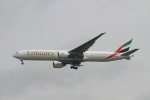 matsuさんが、シンガポール・チャンギ国際空港で撮影したエミレーツ航空 777-36N/ERの航空フォト(写真)