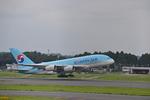 hirokongさんが、成田国際空港で撮影した大韓航空 A380-861の航空フォト(飛行機 写真・画像)