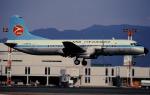 チャーリーマイクさんが、福岡空港で撮影した日本近距離航空 YS-11-102の航空フォト(写真)