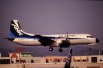 チャーリーマイクさんが、福岡空港で撮影したエアーニッポン YS-11A-213の航空フォト(写真)