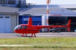 航空フォト:JA44CA ITCアエロリーシング R44