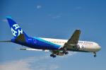 パンダさんが、成田国際空港で撮影したアジア・アトランティック・エアラインズ 767-322/ERの航空フォト(飛行機 写真・画像)