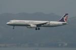 しんさんが、香港国際空港で撮影したマカオ航空 A321-131の航空フォト(写真)