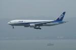 しんさんが、香港国際空港で撮影した全日空 777-281/ERの航空フォト(写真)
