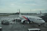snow_shinさんが、クアラルンプール国際空港で撮影したマレーシア航空 737-8H6の航空フォト(飛行機 写真・画像)