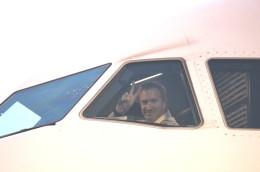 JAA DC-8さんが、関西国際空港で撮影したピーチ A320-214の航空フォト(飛行機 写真・画像)