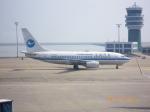ジャガイモさんが、マカオ国際空港で撮影した厦門航空 737-75Cの航空フォト(写真)